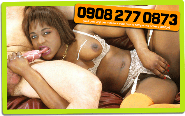 Black Booty Phone Sex Chat Live